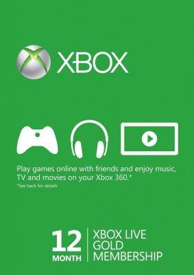 13 maanden Xbox Live Gold voor €35,49 @ Gamivo