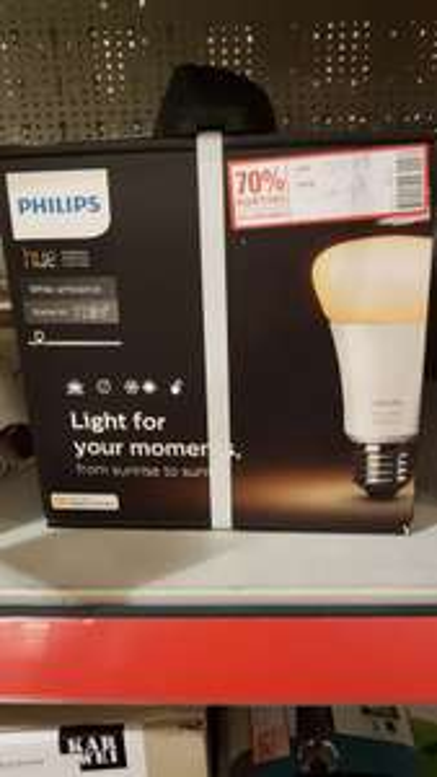 Phillips Hue Starter Kit 2 HUE Lampen + bridge + remote