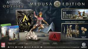 Assassin's Creed Odyssey Medusa Edition voor €69