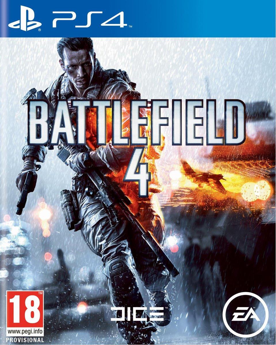 Battlefield 4 (PS4) voor €3,99 @ PSN