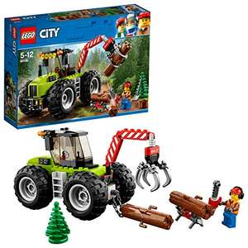 [Prime] Lego City 60181 - Bosbouwtractor @Amazon.de