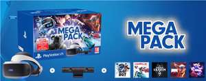 Playstation VR V2 Mega Pack - €329 @ Gamemania