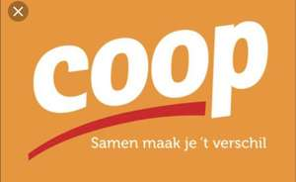 Coop Groningen (Nieuwe Ebbinge) 50% korting op alle vers en diepvries