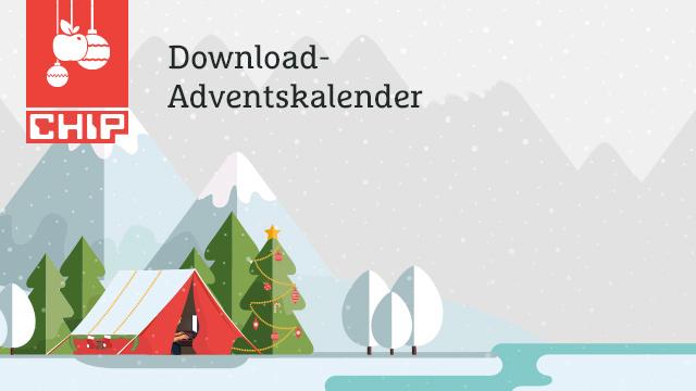 Software Adventskalenders , Elke dag een gratis programma of spel te downloaden