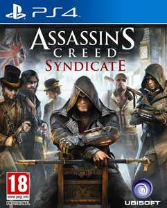Assassins Creed Syndicate PS4 @ShopTo