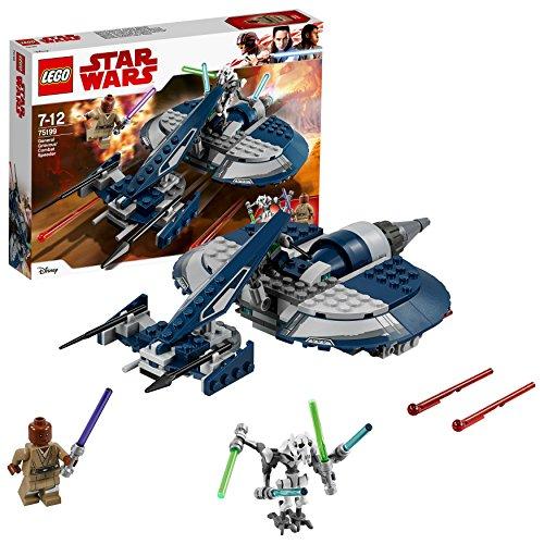 Lego Star Wars 75199 - Gevechtsspeeder van generaal Grievous @Amazon