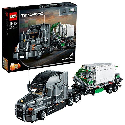 LEGO Technic - Mack Anthem - 42078 Amazon.fr