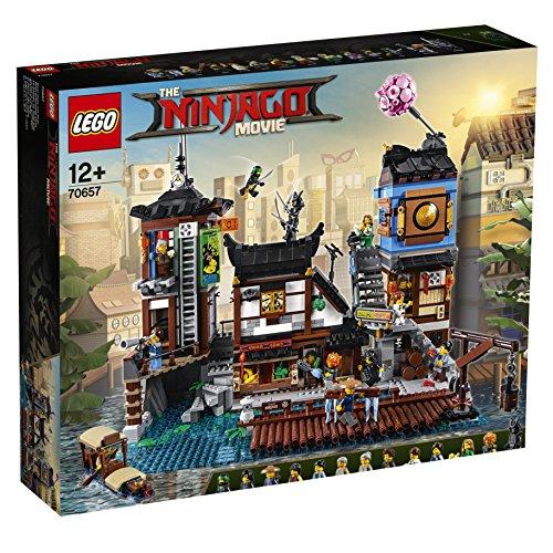 NINJAGO® City haven (70657) - Laagste prijs ooit @Amazon.de