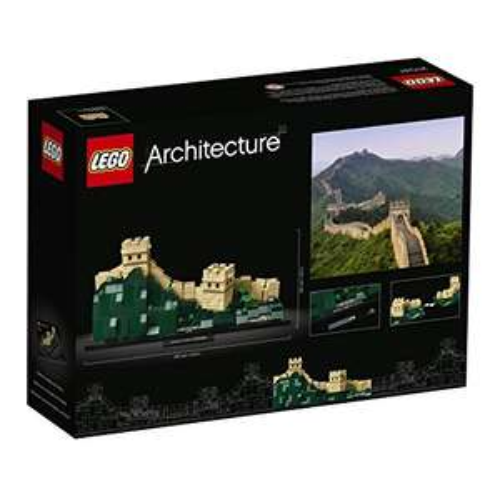 Lego Architecture De Chinese Muur (21041) @Amazon.de