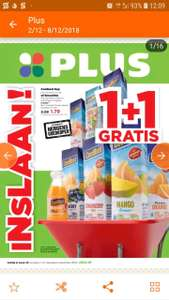Coolbest sap 1 + 1 gratis LET OP ool lipton ice tea  1 + 1
