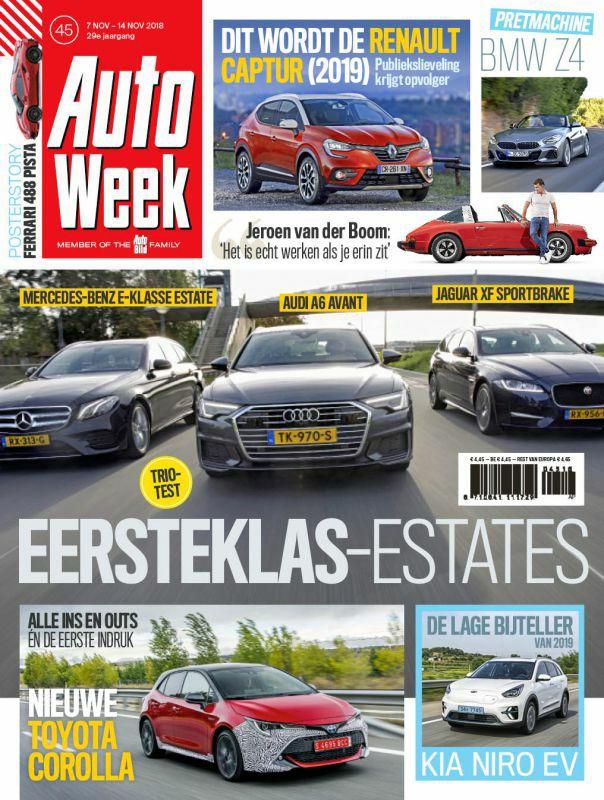 10 weken Autoweek voor €10