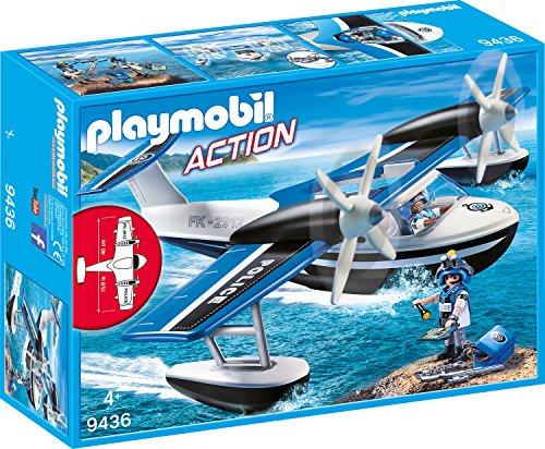 Playmobil politiewatervliegtuig 9436 @Amazon.de