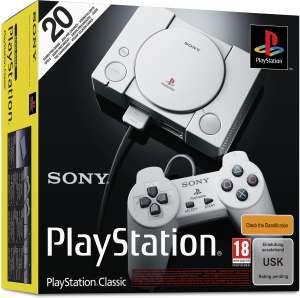 Playstation Classic voor €99,99 @ Intertoys