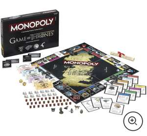Monopoly - Game of Thrones Deluxe editie €28,99 || Zavvi