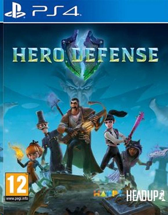 Hero Defense: Haunted Island (PS4) voor €12,99 @ Coolshop