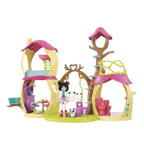 Enchantimals panda boomhut €27,99 @ Hudson's Bay