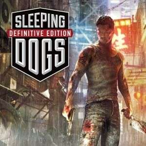 Sleeping Dogs™ Definitive Edition (PS4) @PSN Store