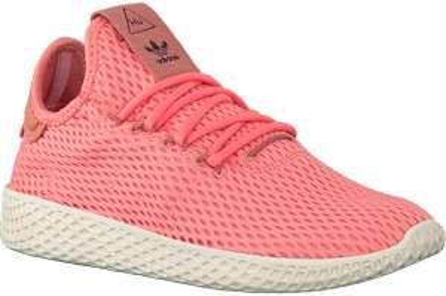 Adidas Pharrell Williams sneakers (maat 39 1/3 + 40 2/3)