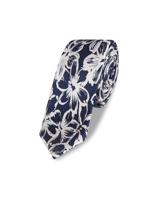 Zijden stropdas 'Van Gils' -66% + 10% extra @ We Fashion