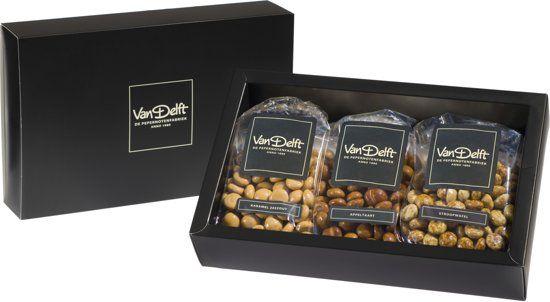 Bol.com Van Delft Pepernotenfabriek kruidnoten giftbox