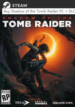 Shadow of the Tomb Raider PC + DLC (Steam) @cdkeys