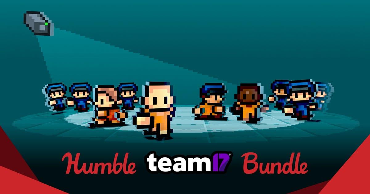 Team17 Bundle - Betaal wat je wilt voor Worms Clan Wars, The Escapists, Worms W.M.D & meer