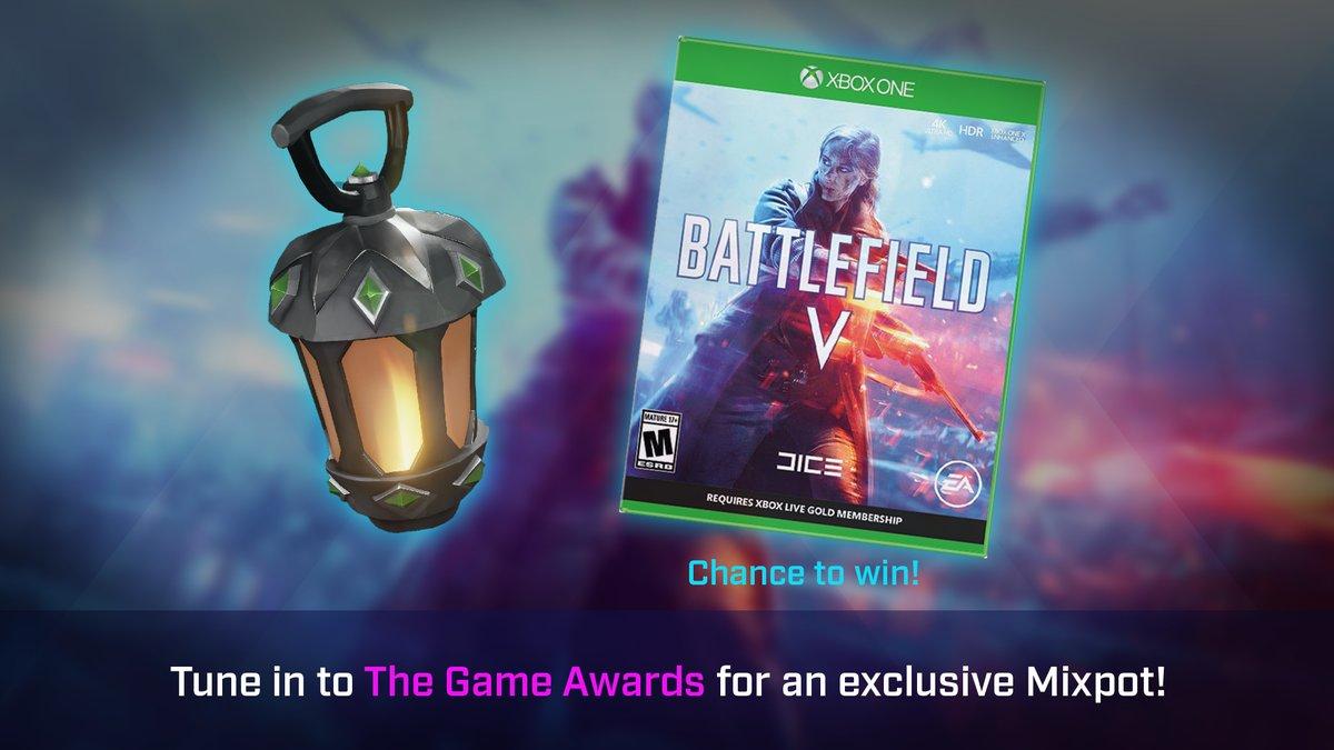 Xbox One Mixpot met gratis Sea of Thieves DLC en kans op Battlefield V (500 keys) @ Mixer