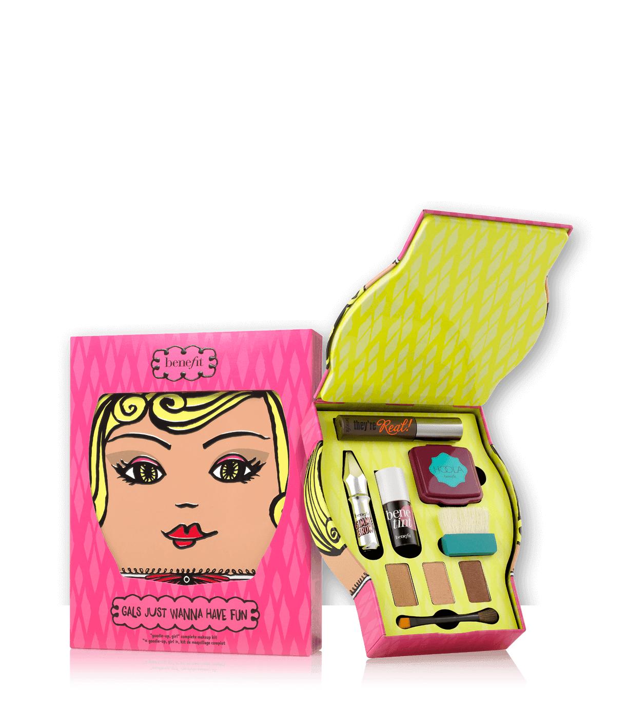 Benefit Gals Just Wanna Have Fun Make-up set voor €11,93 @ Douglas