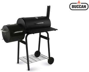 Buccan BBQ - Bunbury Double Barrel Barbecue €99.95 @ BOL.com