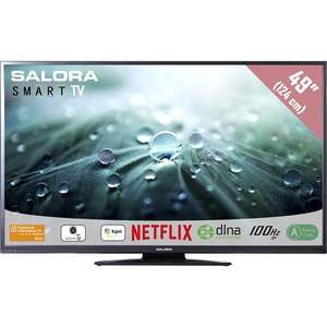 Salora 49LED9102CS Full HD Smart tv voor €332,50 @ Topdiscounter.nl