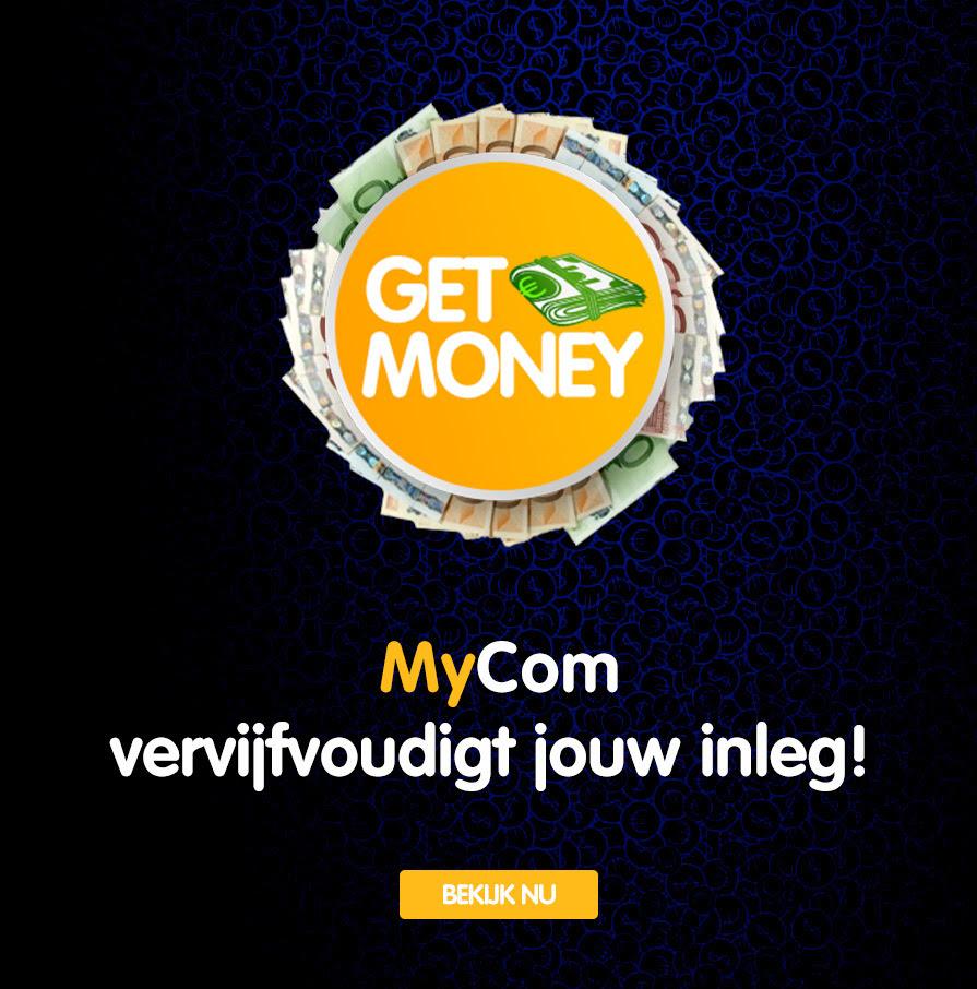 Vervijfvoudigt* jouw inleg @ Mycom