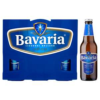 3 kratten (3 x 12) Bavaria 9.99 @ Plus + overige weekend deals
