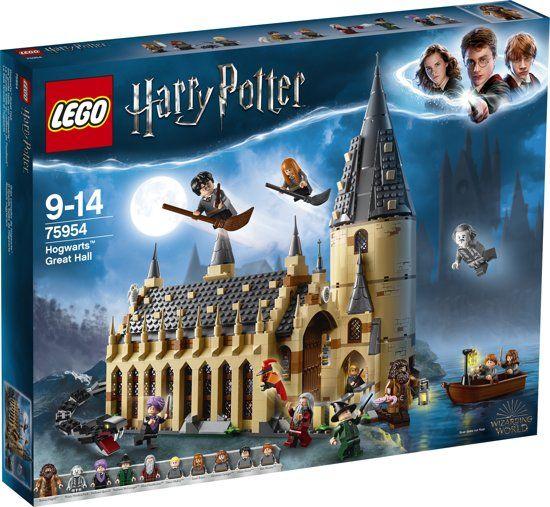 LEGO Harry Potter De Grote Zaal van Zweinstein 75954
