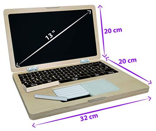 Eichhorn 13 inch barebone laptop voor € 7,99 @ Amazon.de