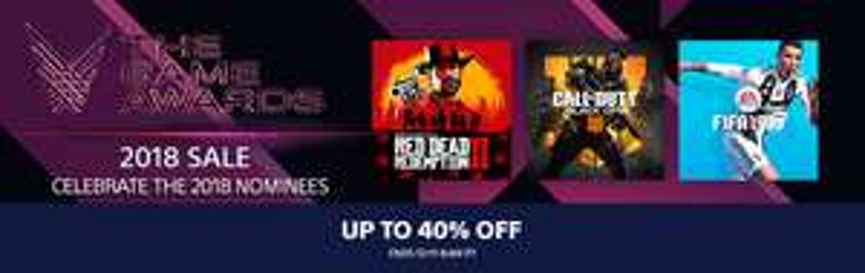 The Game Awards Sale @ PSN US