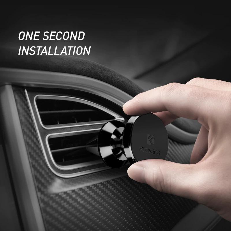 FLOVEME Magnetische telefoonhouder voor in de auto