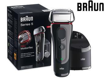 Braun series 5 - 5050CC voor 85,90 Euro na cashback @ Ibood