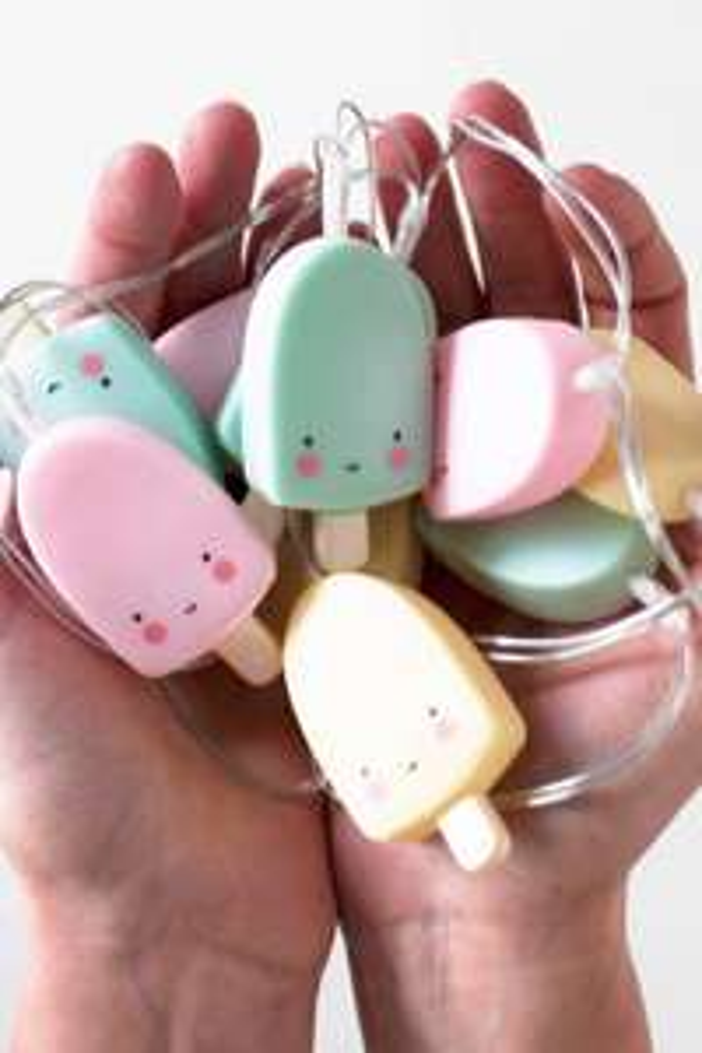 A Little Lovely Company ijsjes lichtsnoer -65% @ Wehkamp