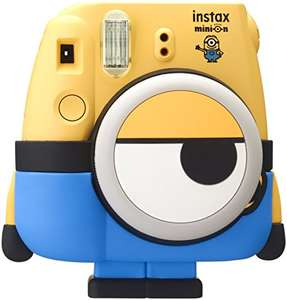Fujifilm Instax Mini 8 Minion  camera voor €50,84 @ Amazon.es