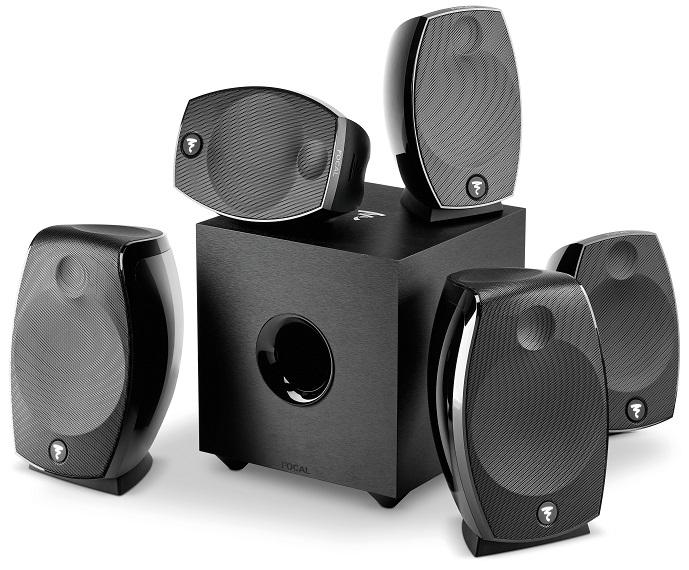 Focal Sib Evo 5.1.2 Dolby Atmos speakersysteem voor €799 @ iEar / Smits Arnhem