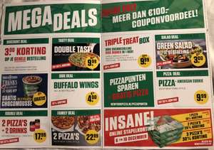 New York Pizza MEGA DEALS