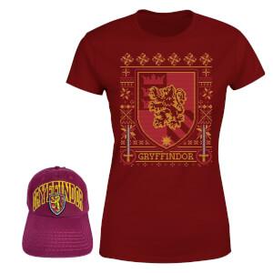 Officieel Harry Potter t-shirt + pet + gratis verzending voor €13,99 @ Zavvi.nl