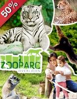 ZooParc Overloon entreetickets voor €8 @ SocialDeal