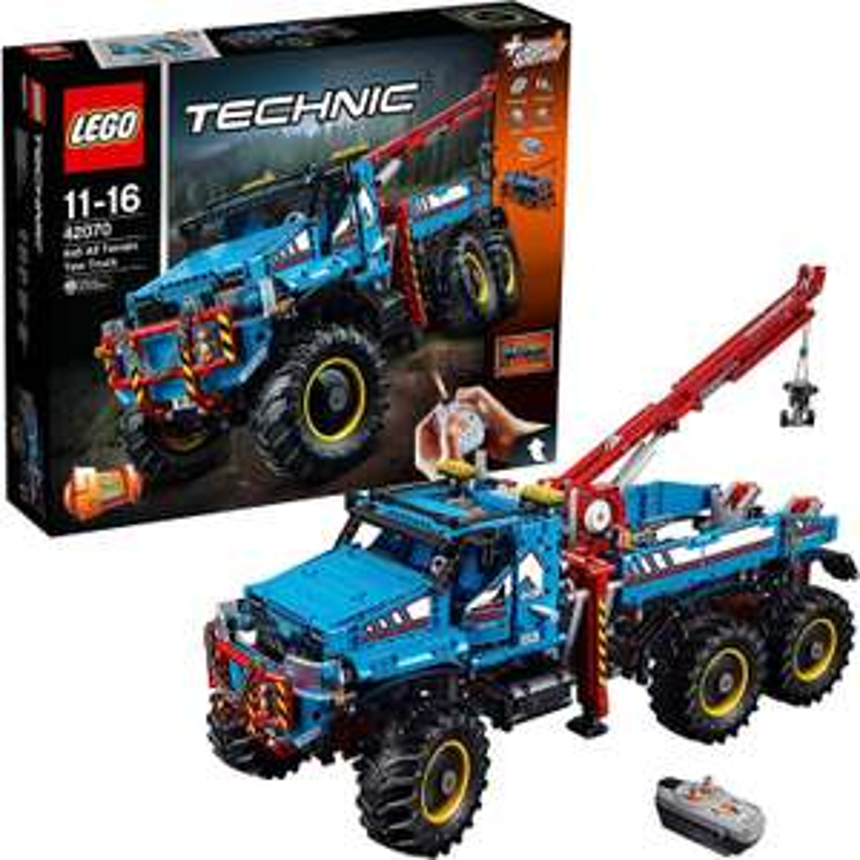 LEGO All terrain 6x6