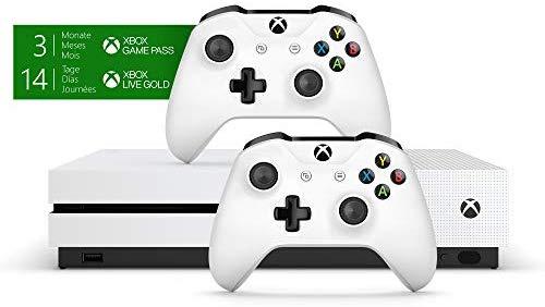 Xbox one S vanaf €234,99 Xbox one X vanaf €399,- @Amazon.de