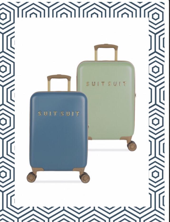 SuitSuit Fab Seventies koffer bij Elle abonnement