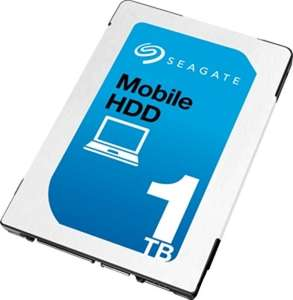 SEAGATE MOBILE HDD ST1000LM035 1000GB - voor €21 @ Update.nl