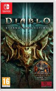 [Switch] Diablo 3 Eternal Collection @Nintendo eShop