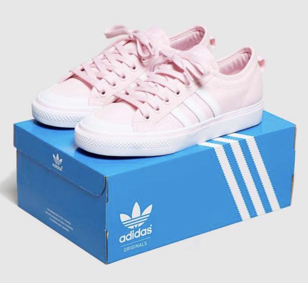 Adidas nizza dames maat 36 & 38 @ Size