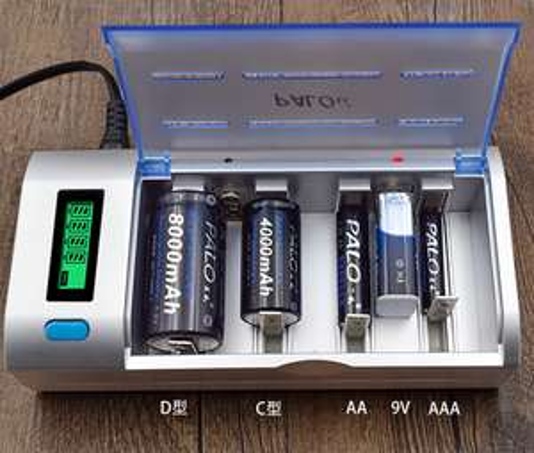 Multi-batterij oplader voor 17,29eur. -15% (elders vanaf 30eur).